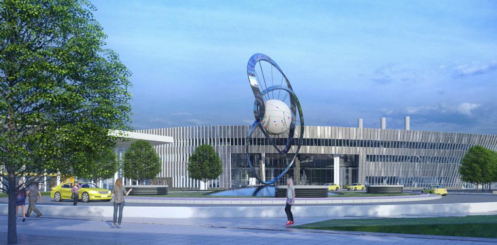 """Проект. Фото Arteza, предоставлено пресс-службой Москомархитектуры, """"Metro"""""""