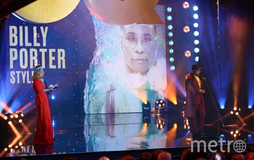 Билли Портер тоже стал лауреатом премии. Фото Getty
