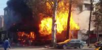 Три взрыва прогремели в кафе в центре Бишкека: подробности, видео