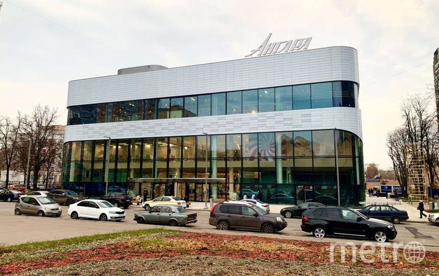 """Кинотеатр """"Ангара"""" как он есть сейчас. Фото предоставлено пресс-службой ADG Group"""