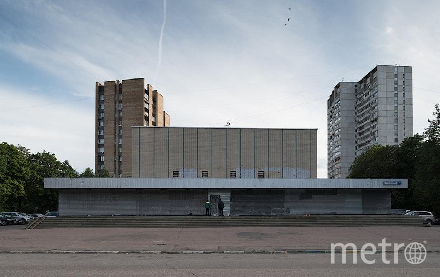 """Так кинотеатр """"Ангара"""" выглядел до реконструкции. Фото предоставлено пресс-службой ADG Group"""