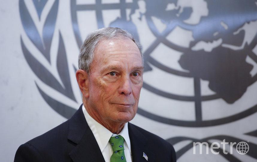 Майкл Блумберг. Фото AFP