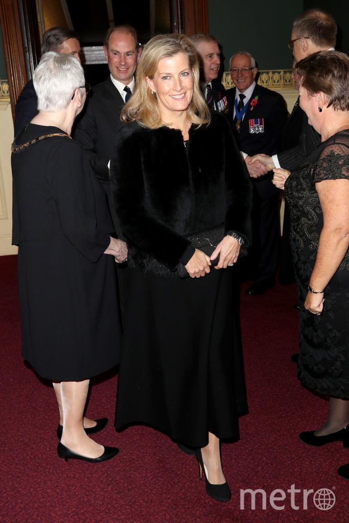 Графиня Уэссекская Софи. Фото Getty