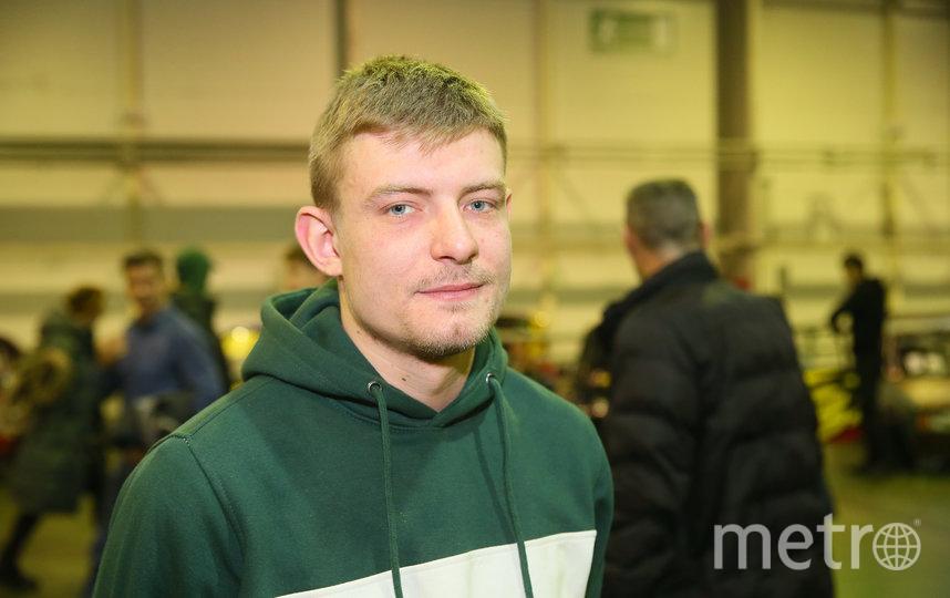 Дмитрий Андреев. Фото Василий Кузьмичёнок
