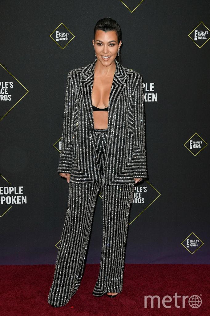 People's Choice Awards 2019. Кортни Кардашьян. Фото Getty