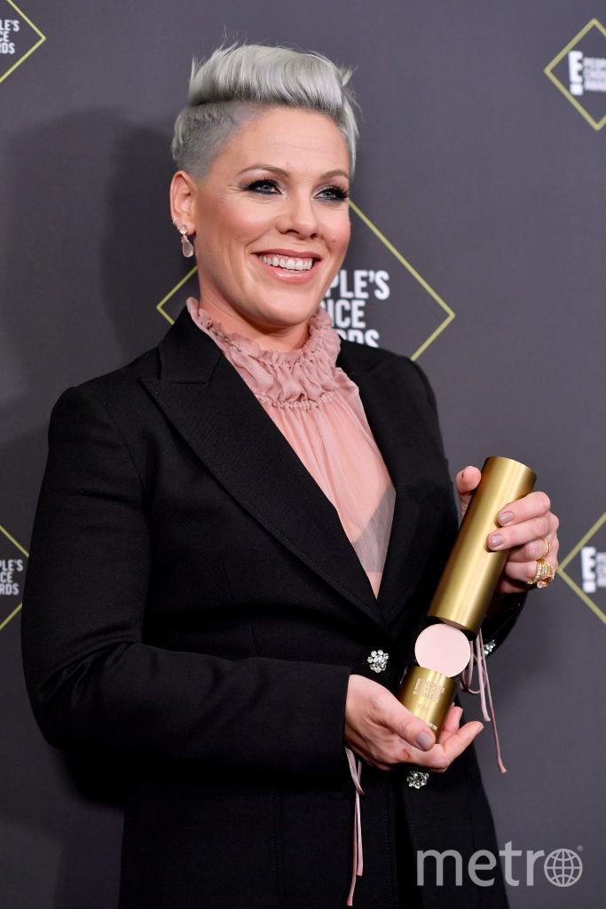 People's Choice Awards 2019. Пинк. Фото Getty
