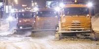 Дороги Новосибирска начали обрабатывать «Бионордом» и каменной крошкой