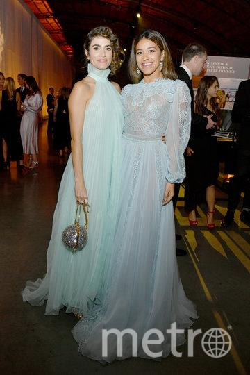 Никки Рид и Джина Родригес. Фото Getty