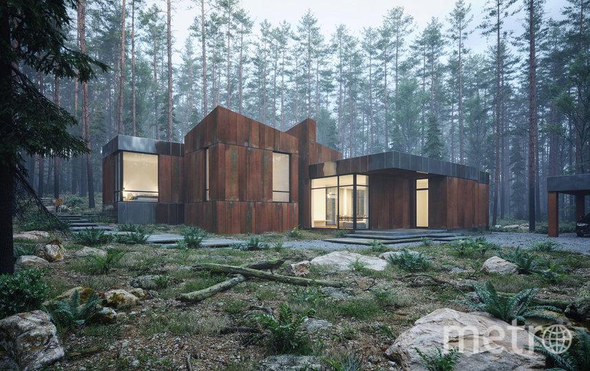 """Windhover House. Фото goldtrezzini.ru, """"Metro"""""""