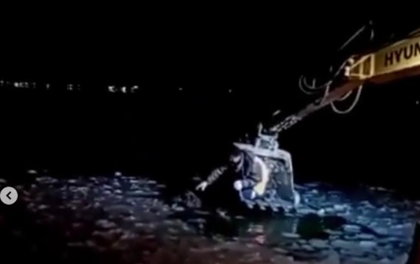 Кадры с места ЧП. Фото Скриншот видео Instagram/artur_ziganshin96