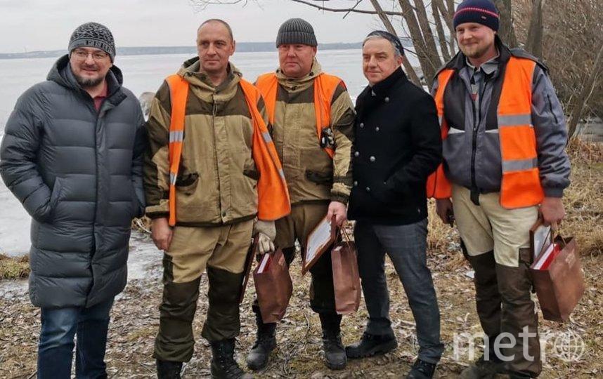 Алексей – второй слева, Владимир Шахрин – в чёрном. Фото Скриншот Instagram/artur_ziganshin96