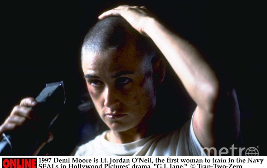 Деми Мур в молодости. Фото Getty