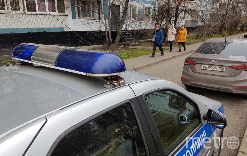 Место ЧП. Фото Василий Кузьмичёнок