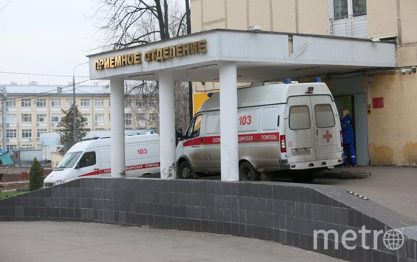Место, где произошло ЧП. Фото Василий Кузьмичёнок