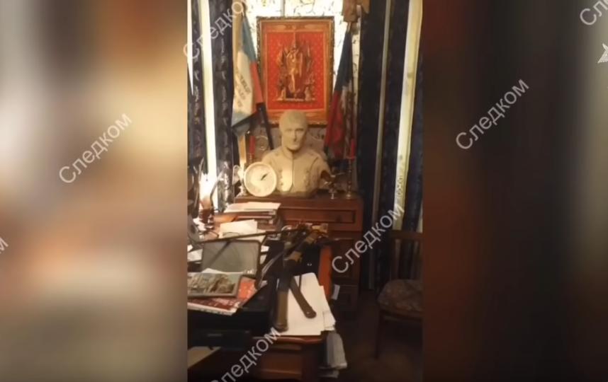 Квартира Олега Соколова. Фото Скриншот Youtube