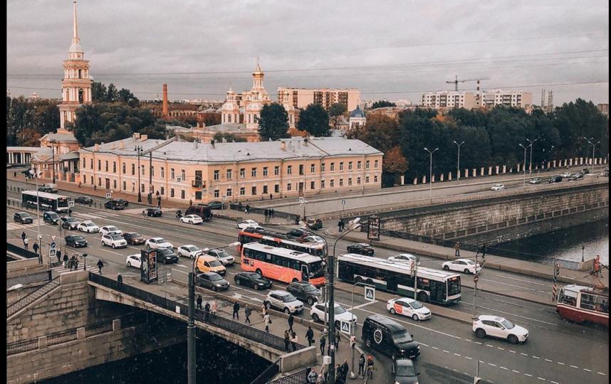 На Обводном благоустроят территории и обновят инженерные сети. Фото instagram /brilliiantova