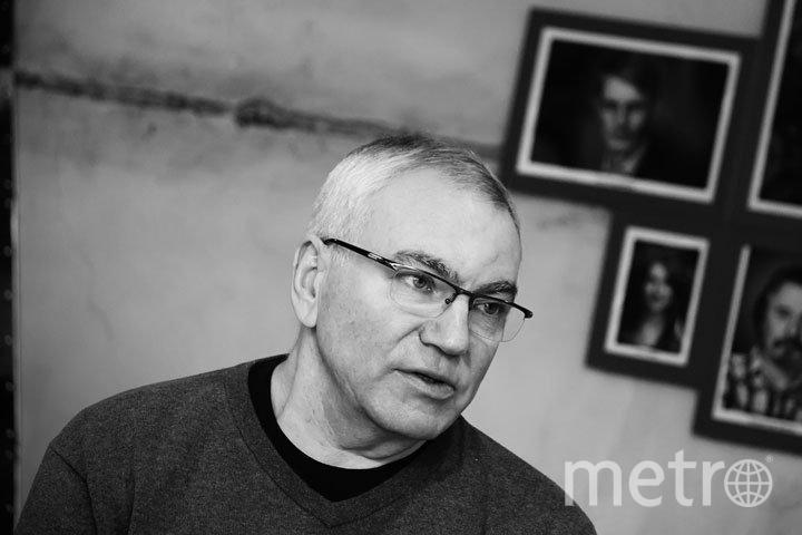 Сергей Афанасьев. Фото Из открытых источников