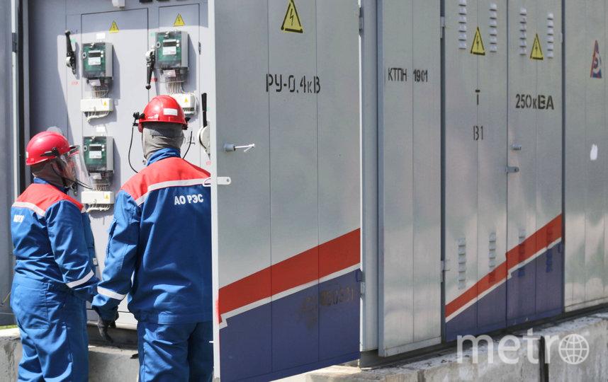 """В рамках инвестиционной программы сетевой организации высокими темпами ведутся работы по реконструкции высоковольтных электрических подстанций (ПС). Фото АО """"РЭС"""""""