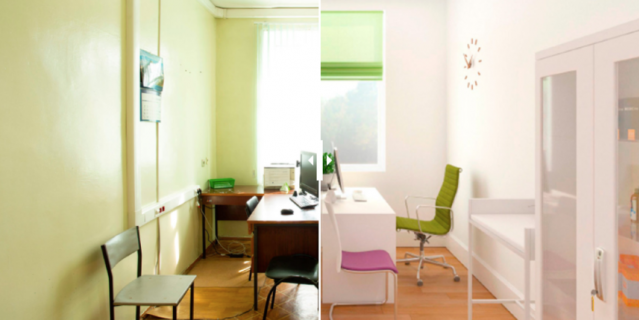 В Москве в 2020 году начнётся капитальный ремонт 50 поликлиник.
