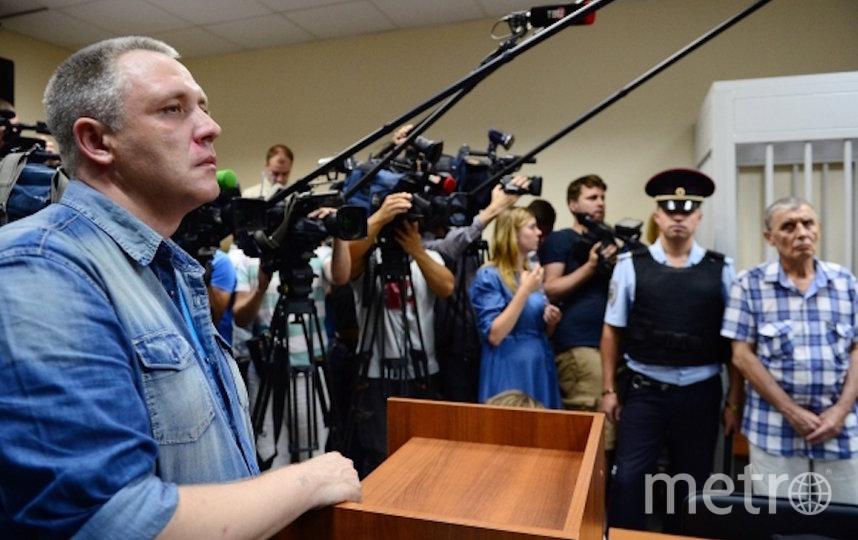 Роман Шимко. Фото РИА Новости
