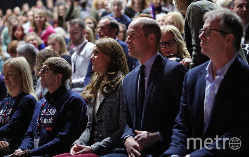 На благотворительном мероприятии 12 ноября. Фото Getty