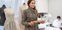 Ульяна Скопинова создает во Всеволожске уникальные платья для звезд и невест
