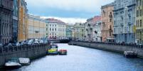 На Петербург движется волна тепла с Атлантики
