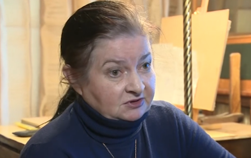 Ирина Федорова. Фото канал 78