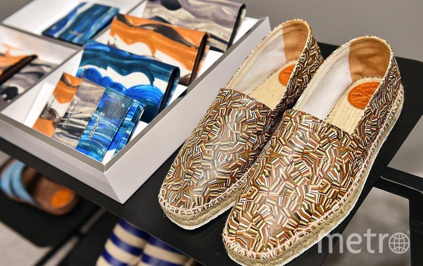 Обувь под брендом дизайнера. Фото Getty