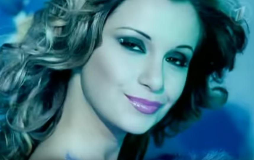 Ольга Орлова в молодости. Фото Скриншот Youtube