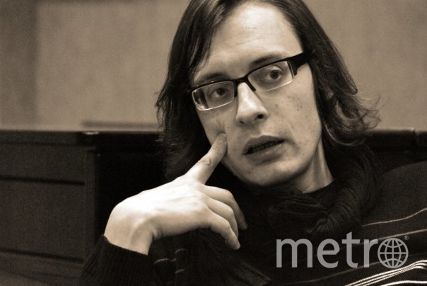 Андрей Аствацатуров. Фото Предоставлено организаторами