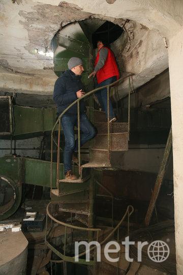 Элеваторы собираются сохранить и устроить в них общественные бани. Фото Василий Кузьмичёнок