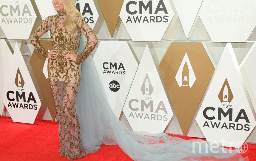 CMA Awards-2019. Керри Андервуд. Фото Getty