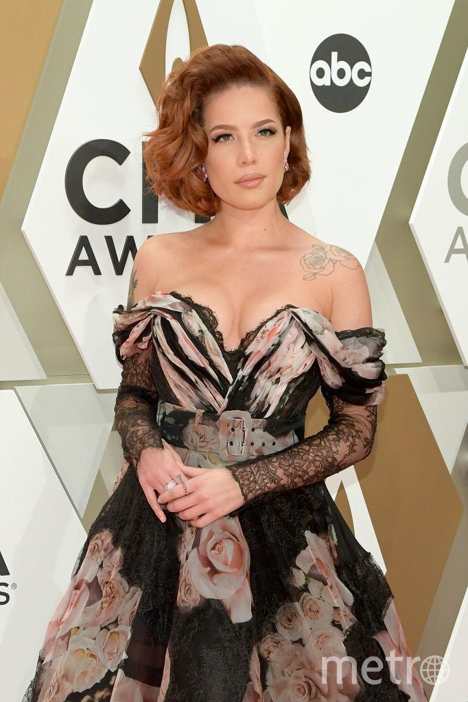 CMA Awards-2019. Холзи. Фото Getty