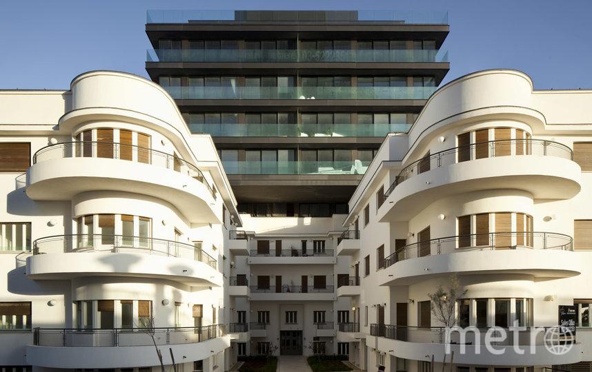 Задача уникального выставочного проекта «Баухаус. Белый город Тель-Авива» - познакомить широкую аудиторию с израильским модернизмом 1930–1940-х, наследующим традиции Баухауса.