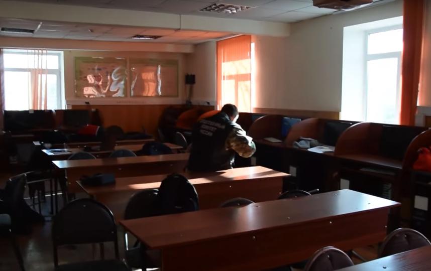 Скриншот видео YouTube / СК РФ. Фото Скриншот Youtube