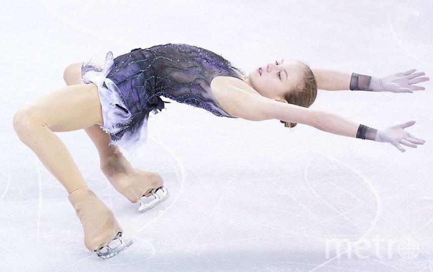 Александра Трусова хочет прыгать четверной в короткой программе. Фото Скриншот @avtrusovaforever