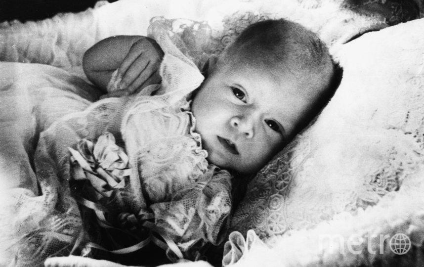 Принц Чарльз 1 января 1949 года. Фото Getty