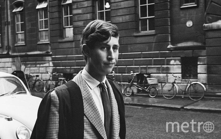 19-летний принц Чарльз. Фото Getty