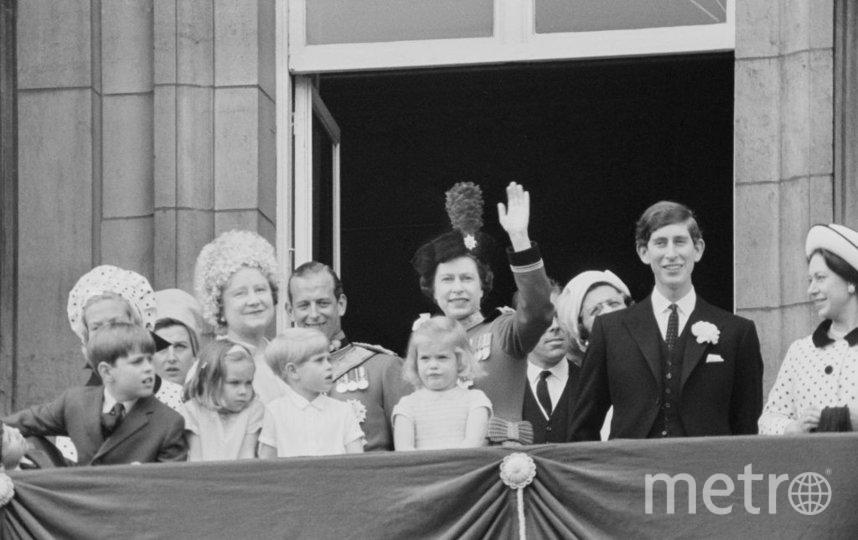 В 1968 году в День монарха. Фото Getty