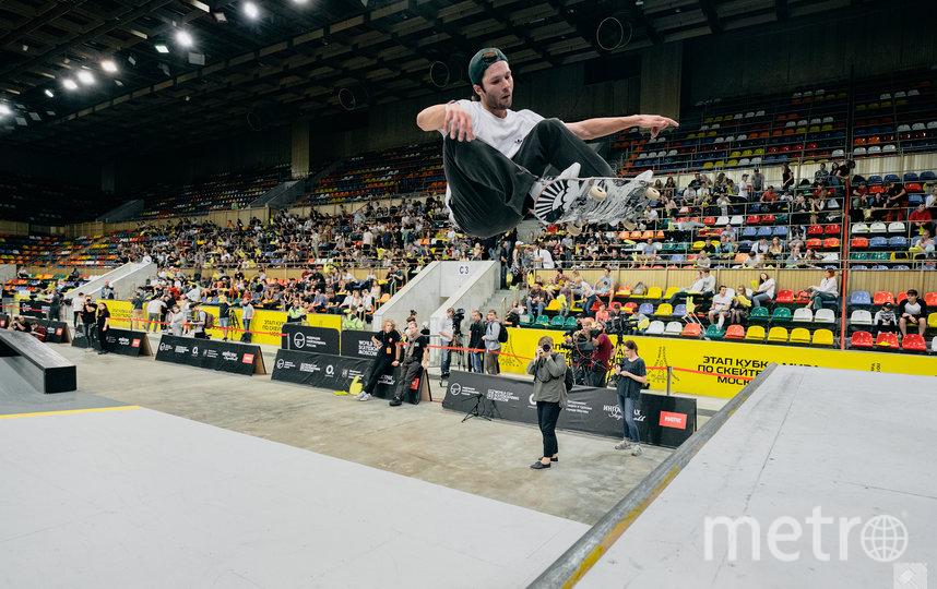 В Москву съедутся скейтбордисты со всего мира. Фото Предоставлено организаторами