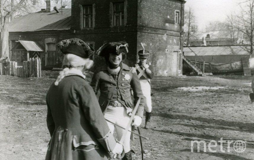 Олег Соколов в 1981 году. Фото Михаил Воробьев/ mihvorob, vk.com