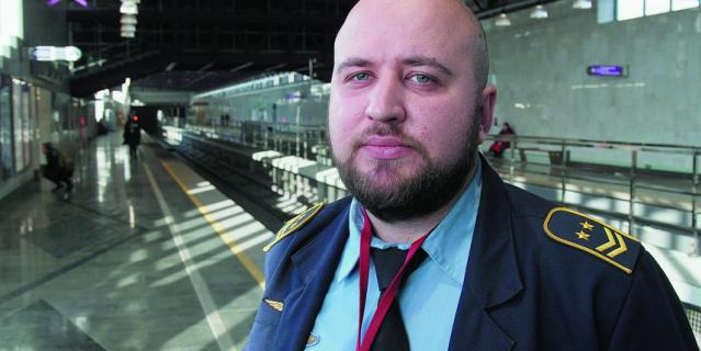 Владимир Клоченко.