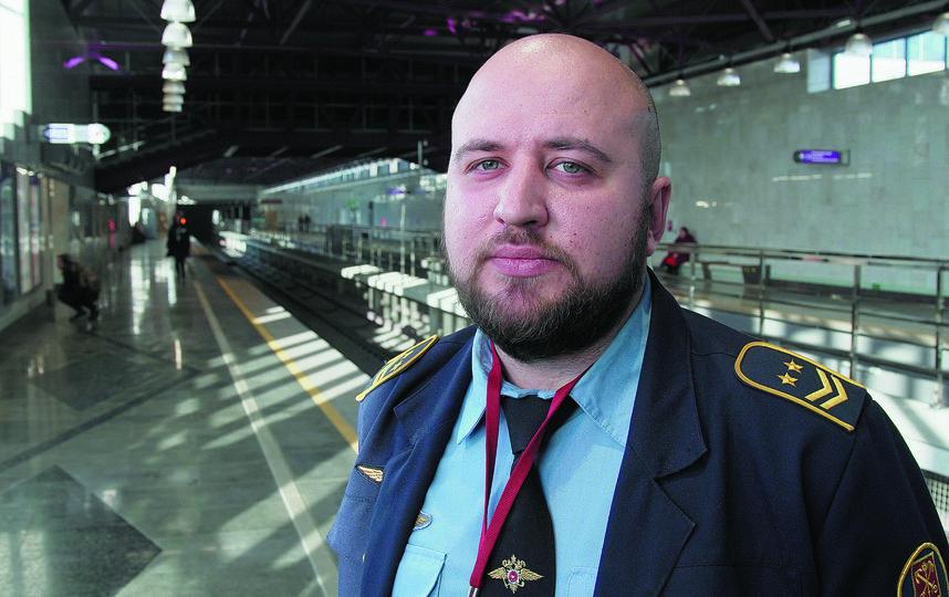 """Владимир Клоченко. Фото """"Metro"""""""