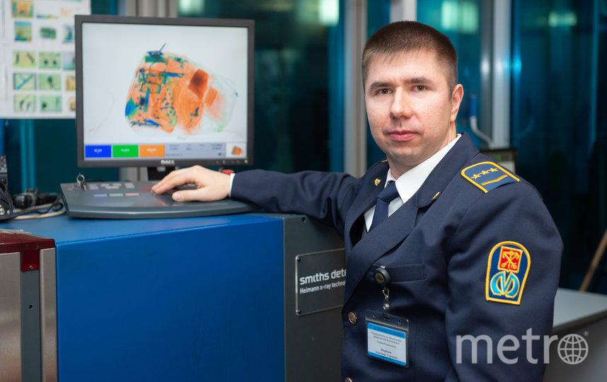 """Александр Щербаков. Фото """"Metro"""""""
