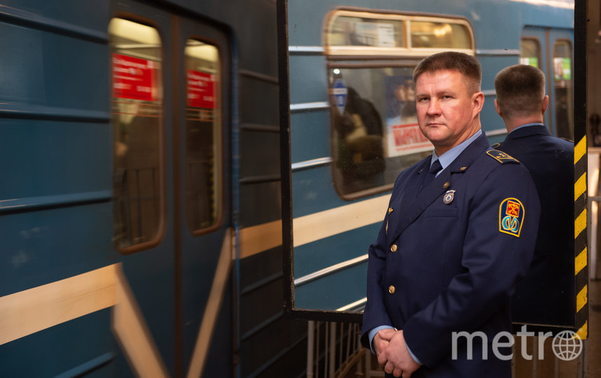 """Кирилл Мирошниченко. Фото """"Metro"""""""