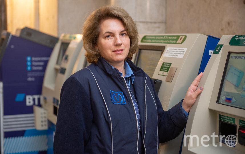 """Марина Куликовская. Фото """"Metro"""""""