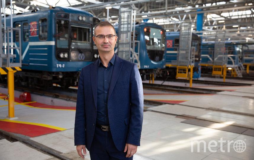 "Андрей Лазарев. Фото ""Metro"""