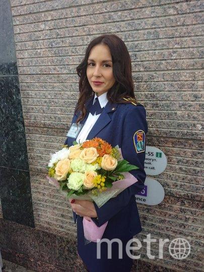 """Наталья Гельдиева. Фото """"Metro"""""""