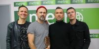 Рок-группа BrainStorm спела в московской редакции Metro